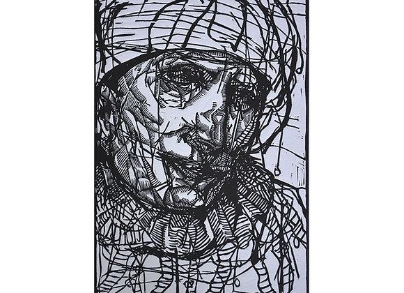 Iván Gardea - Retratos Imaginarios VI