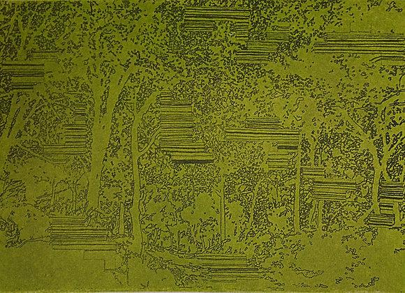 Gabriel Carrillo de Icaza - Variaciones sobre un paisaje I