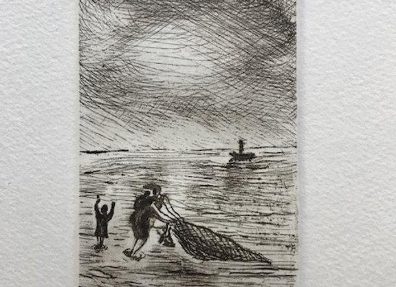 Pilar Bordes - Pescadora