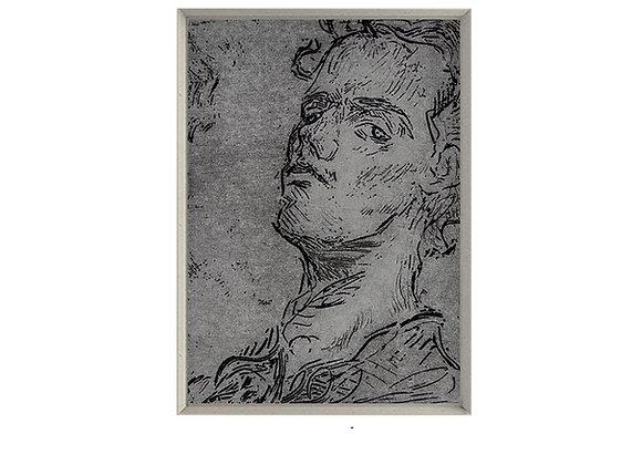 Roberto Rébora - Autorretrato