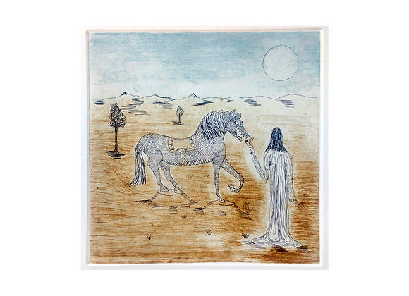 Pablo Weisz - El caballo carnívoro