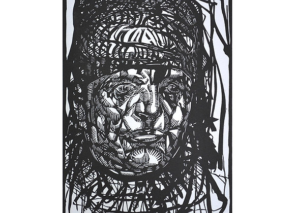Iván Gardea - Retratos Imaginarios III