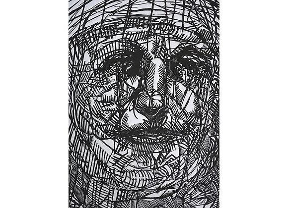 Iván Gardea - Retratos Imaginarios VII