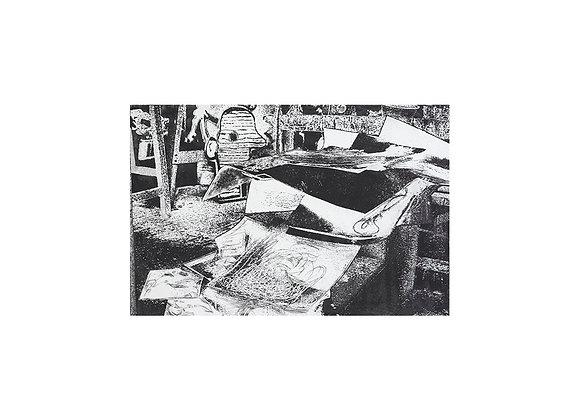 Gilberto Aceves Navarro - Estudio del artista