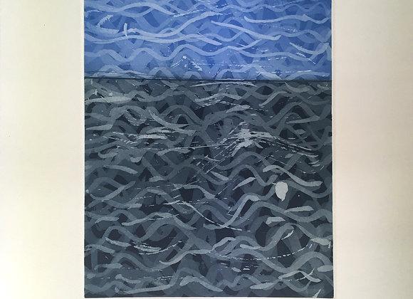 Ilse Gradwohl - 3M azul