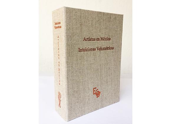 Colección Artístas en México - Intuiciones volumétricas 12 grabados