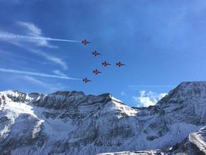 Axalp Air Show in Switzerland – The Highlights