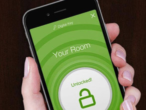How to Use Your Smart Phone as your Hotel Room Key