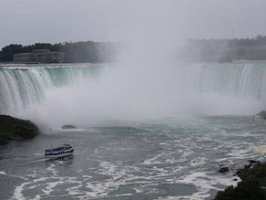How to Get Soaked at Niagara Falls, and Other Stories
