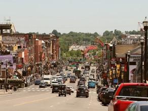 Nashville to Asheville Roadtrip, Part 1 – Nashville, Day 1