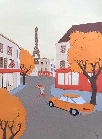 """""""A Parisian Affair"""" (2018)"""