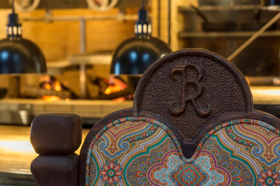 Smoke - Burt Reynolds' Chair