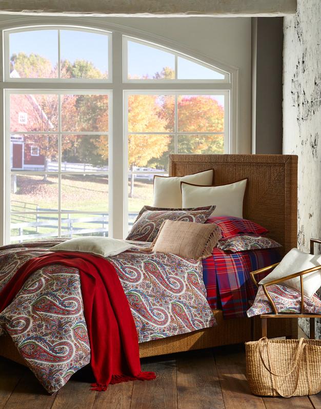 Ralph Lauren Paisley Bedding