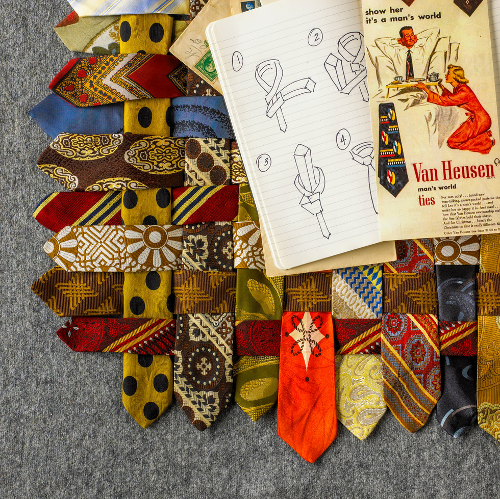 Ties and Pamphlets