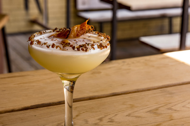 Bacon Margarita
