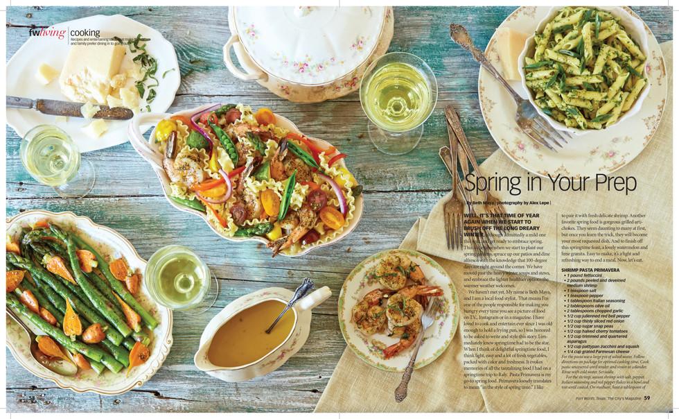 Food Stylist   Beth Maya   Dallas TX