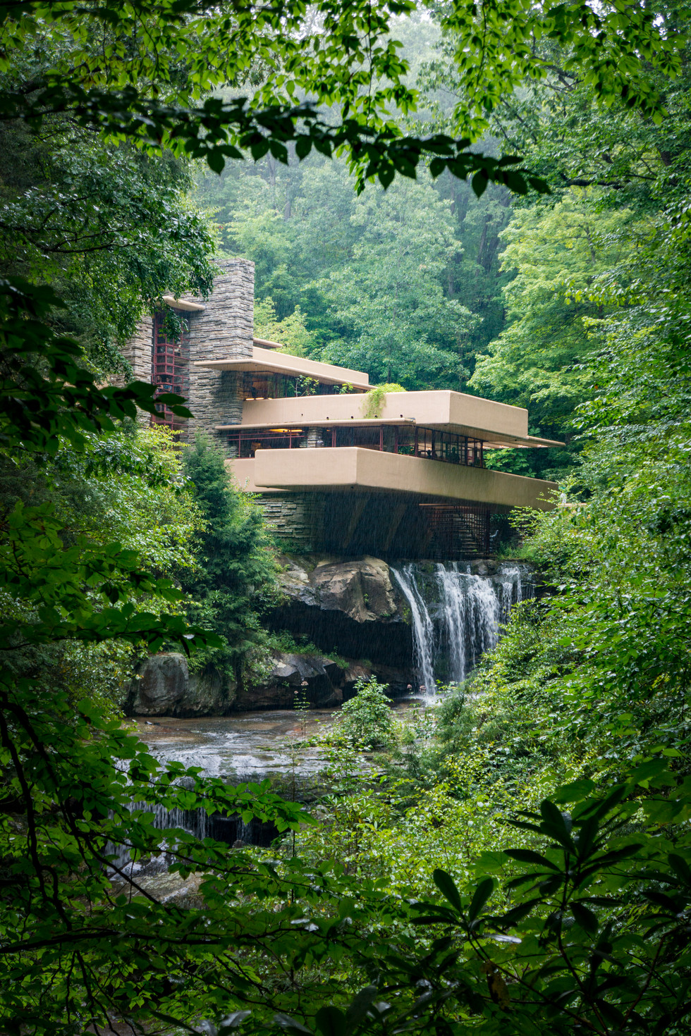 Falling Waters House
