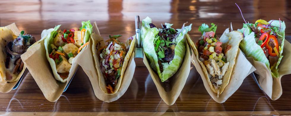 Fancy Tacos