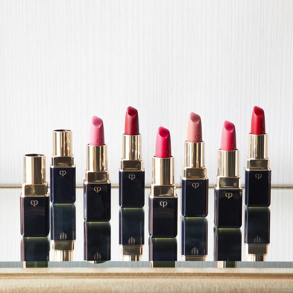 Cle De Peau Lipsticks