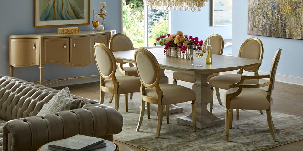 East Hampton Dining Room