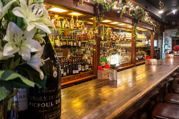 SaintMartin's Wine Bistro