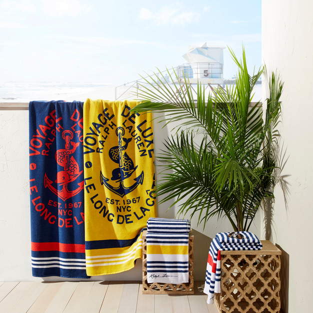 Ralph Lauren Beach Towels