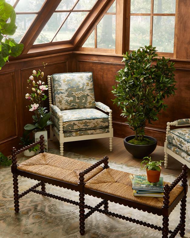 Greenhouse Sitting Room