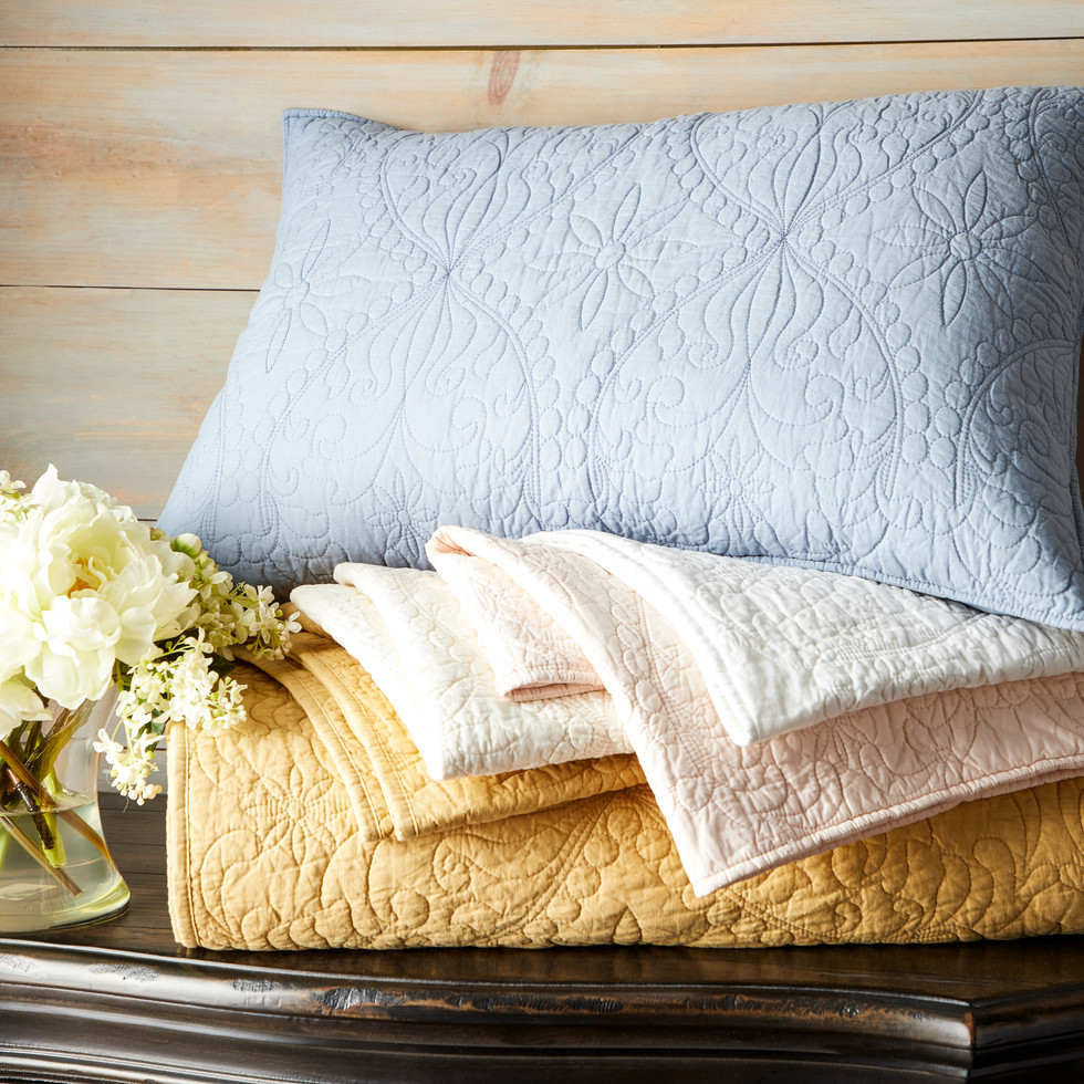 Quilted Coverlets