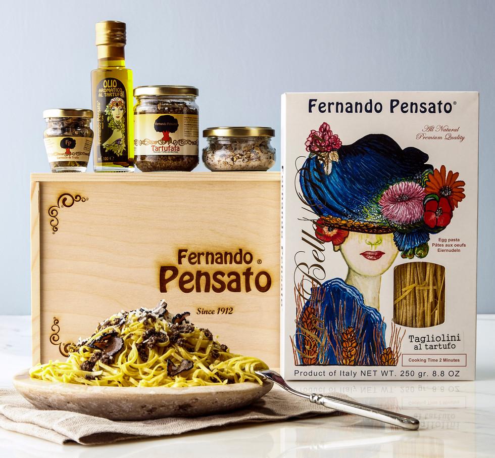 Fernando Pensato Pasta Set