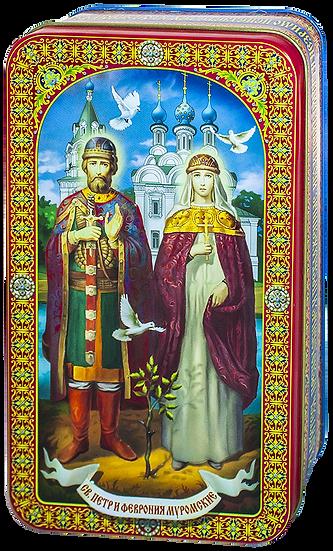"""""""Св. Петр и Феврония Муромские"""" / 100 гр"""