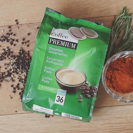 Coffee Premium Selection Strong / 36 чалд