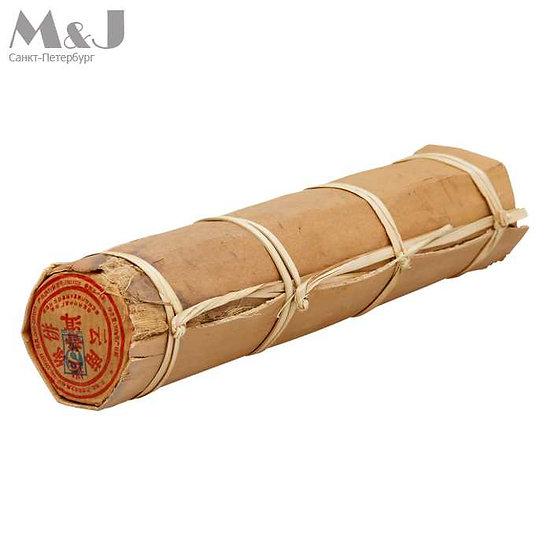 Шу Пуэр в бамбуковых листьях / 200 гр