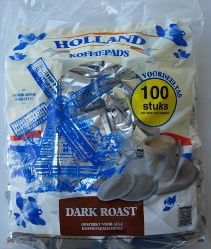 Holland Dark Roast  / 100 чалд