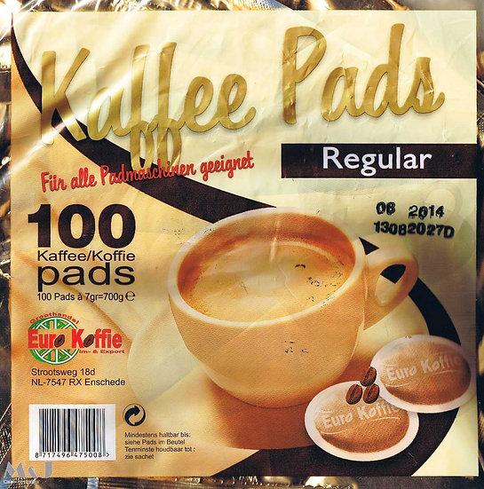 Kaffee Pads Regular / 100 чалд.