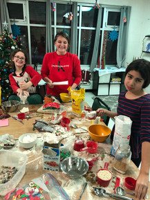 Christmas Project Mess