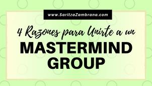 Éxito + Relaciones & Mastermind Groups.