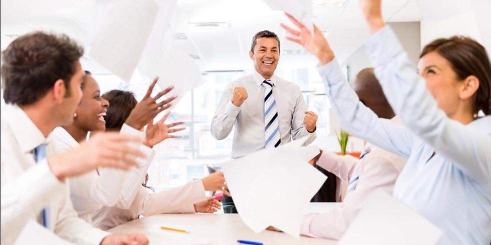 Taller: Cómo crear tu taller o reunión de alto Impacto