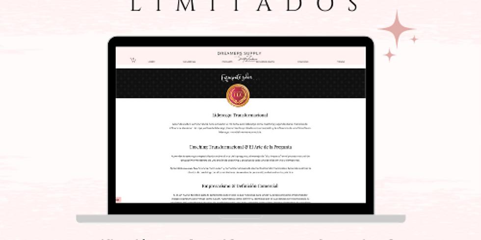 Certificación Coaches Liderazgo Transformacional & Facilitadores de Mastermind Groups