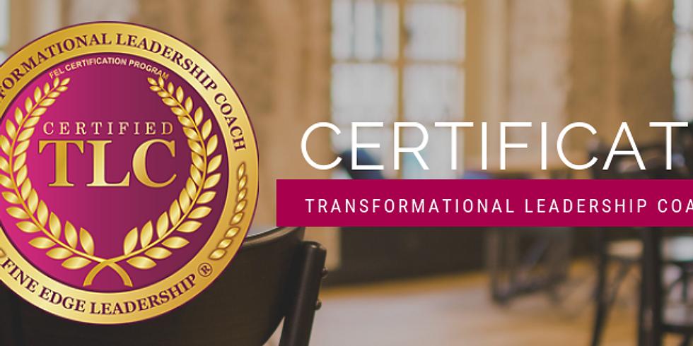 En Línea- Certificación Coach Liderazgo Transformacional