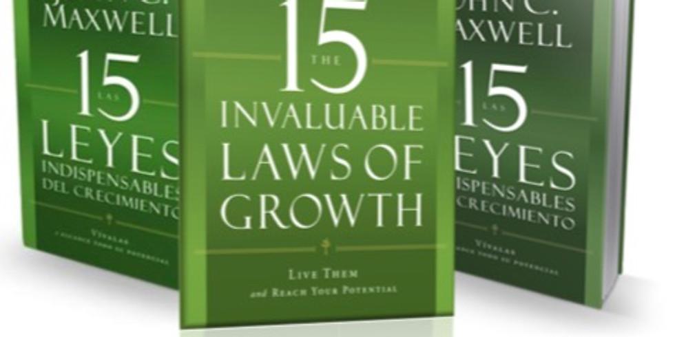 Las 15 Leyes Indispensables del Crecimiento Personal