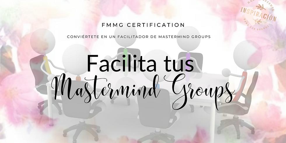 Programa Certificación Facilitadores de Mastermind Groups