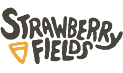 Strawberry Fields Logo Wow Tents