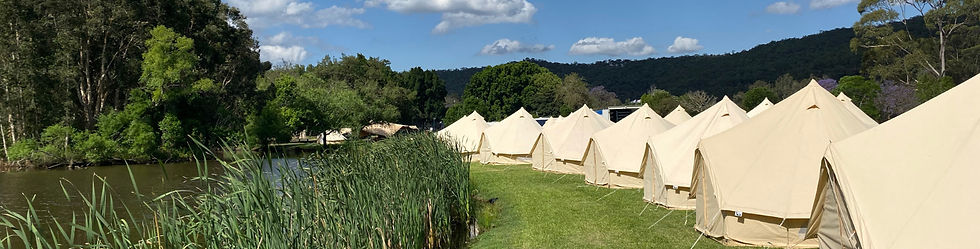 Wow Tents Lakeside Glamping - Wisemans F