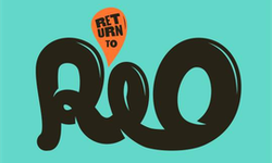 Return to Rio Logo Wow Tents