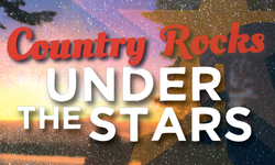 Country Rocks Under The Stars