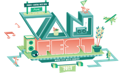 Van Fest Logo Wow Tents