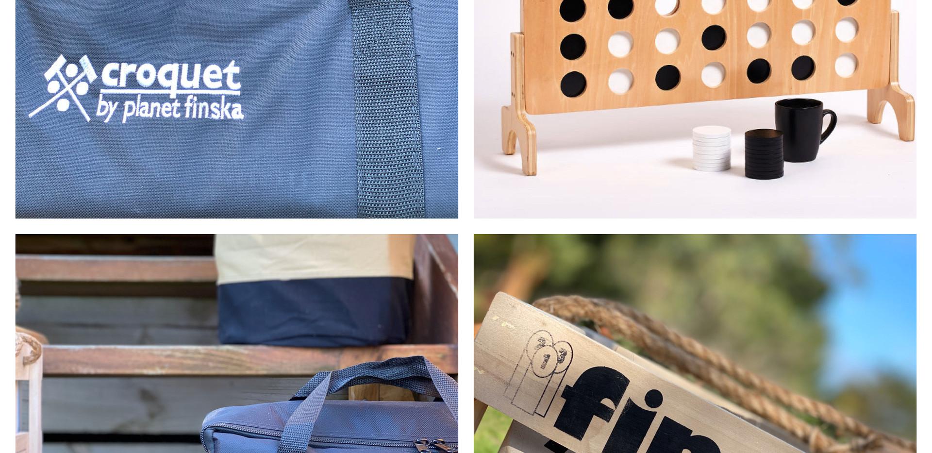 Finska Outdoor Games - Wow Tents