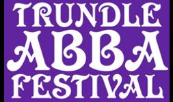 Abba Festival Logo Wow Tents