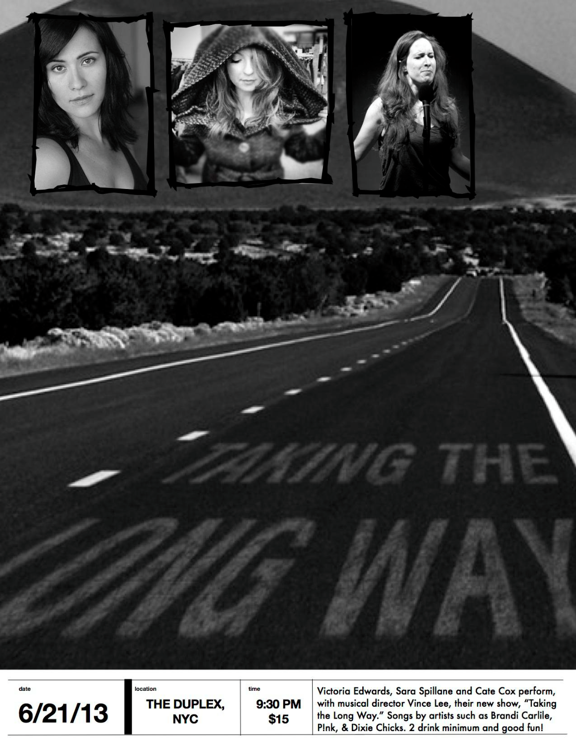 """Taking the Long Way"""