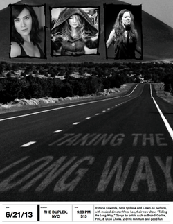 """Taking the Long Way"""